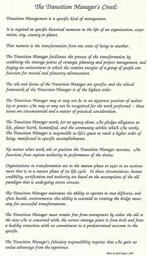 Organizational transformation case study
